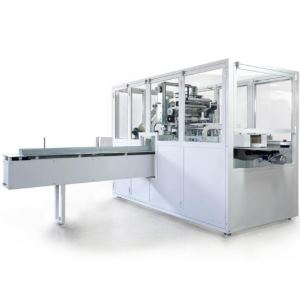 Lineaire geleider DA0115RC in freesmachine