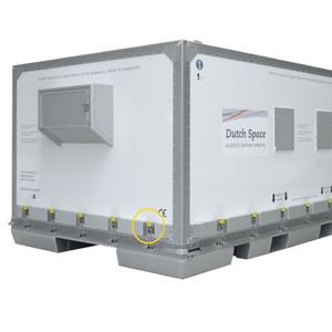 Sluiting verstelbaar A1 container