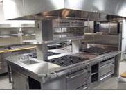 Professionele keukens