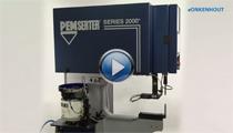 Inpersmachine Pemserter 2000